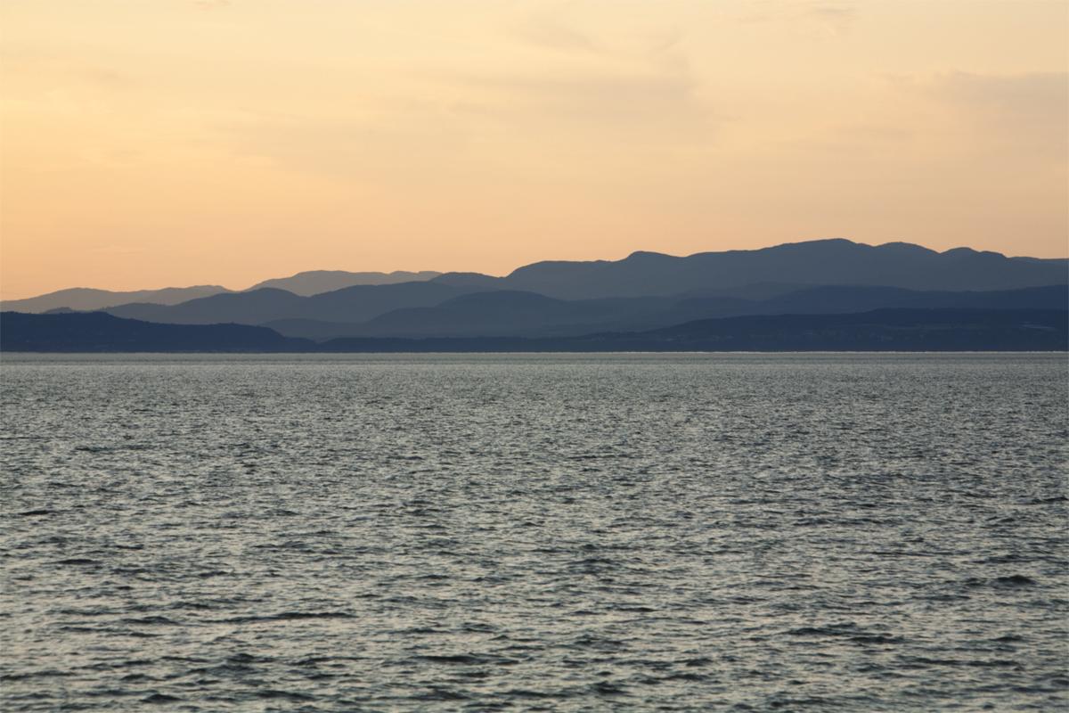 paysage landscape St-Denis Québec Canada